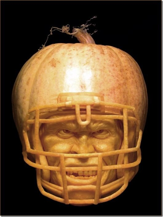 awesome pumpkin carving 12