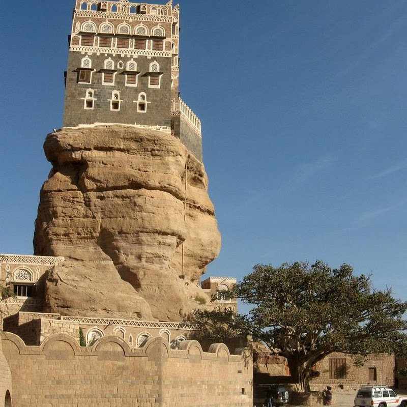Dar al-Hajar, the Rock Palace