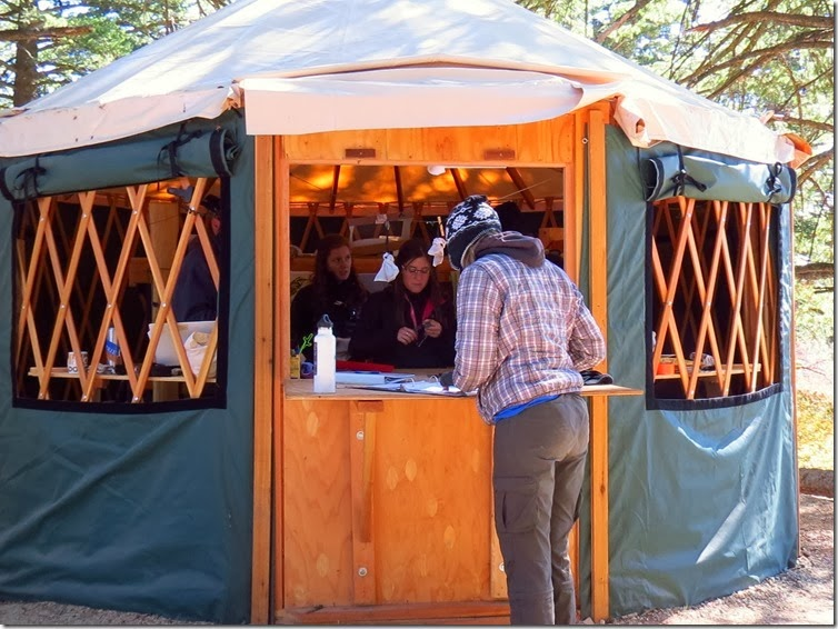 IBO Banding Yurt 1