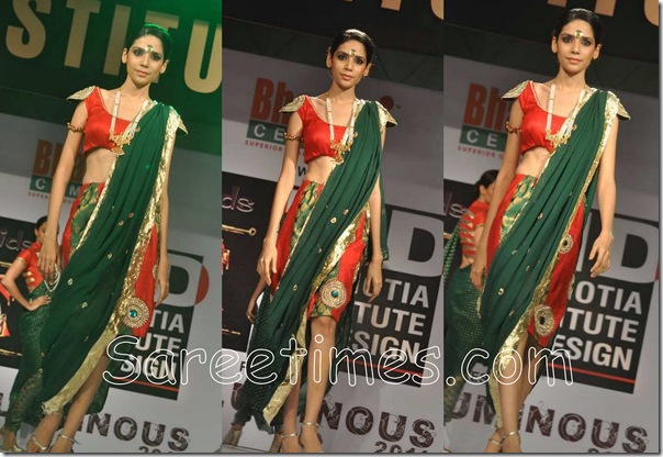 Green_Desigenr_Saree