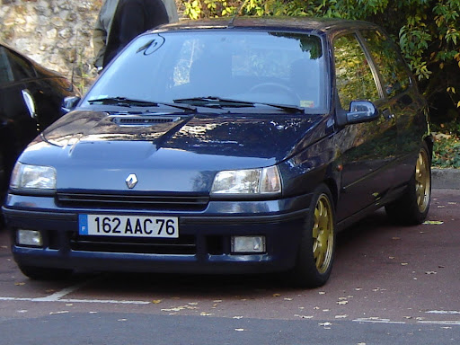Ma Clio Williams #128