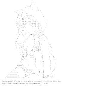 [AA]Nanami Chiaki (Danganronpa)