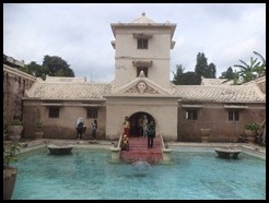 Indonesia, Jogykarta, Water Castle, Swimming Pool, 14 January 2013 (7)