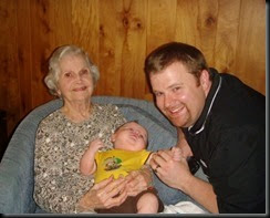 Grandma and Cameron