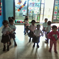 Pre-Primary on 21st October 2013 GDA Harni