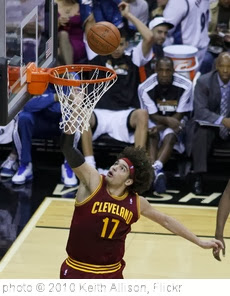 'Anderson Varejao' photo (c) 2010, Keith Allison - license: http://creativecommons.org/licenses/by-sa/2.0/