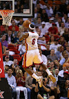 lebron james nba 121107 mia vs bro 06 King James wears 5 Colorways of Nike LeBron X in 6 Games