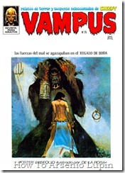 P00025 - Vampus #25