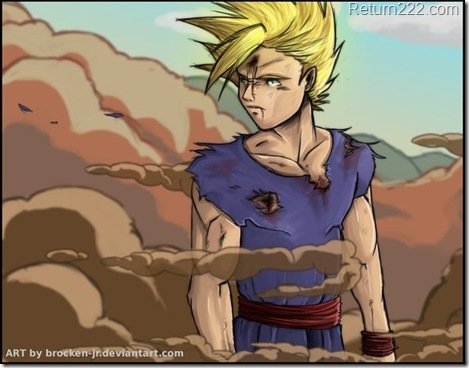 Super_sayain_2_Gohan_redone_by_brocken_jr