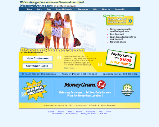 repay the payday loan on time