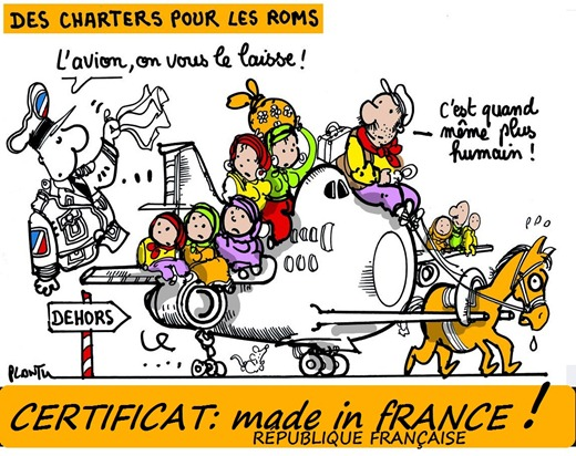 charters Rròms