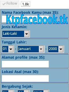 ktpfacebook
