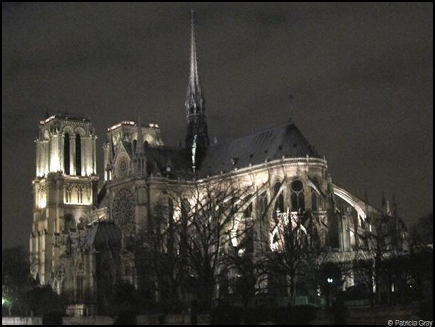 Notre Dame Patricia Gray | Interior Design