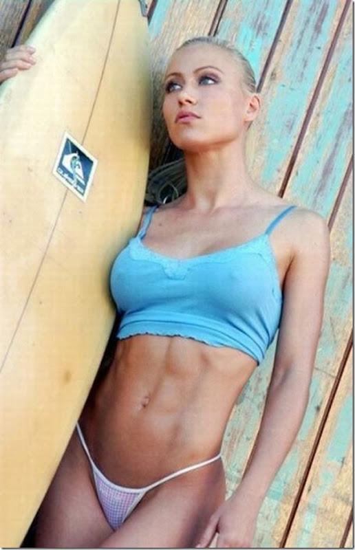 Toda mulher sonha em ter uma barriguinha assim (7)