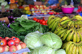 Fresh Fruit and Veggies for Sale at Namaka Market - Port Denarau, Fiji