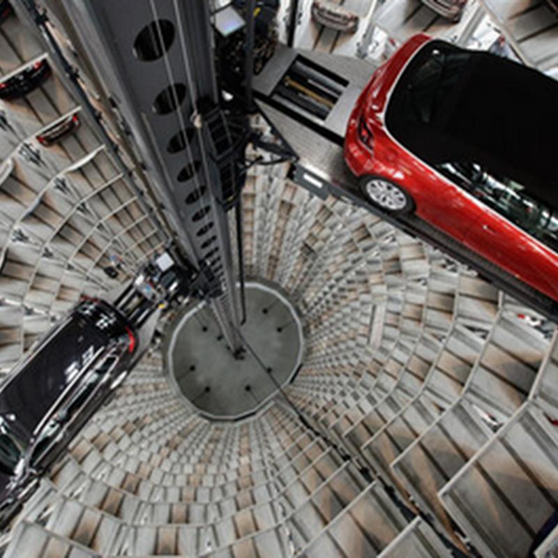 Jom Kagum | Ruang letak  kereta masa depan