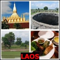 LAOS- Whats The Word Answers
