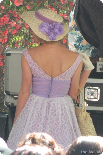 Fifties Fair Fashion Daywear Purple 2