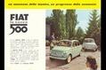Nuova Fiat 500 Advert 1957
