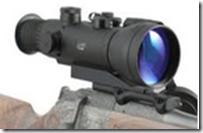 Los visores nocturnos para uso militar y de caza