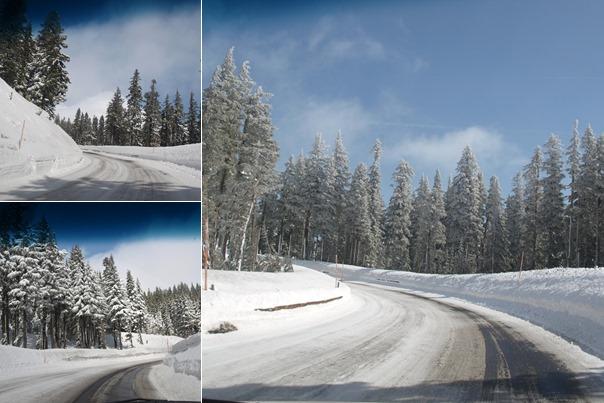 View Snow On The Mountain