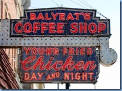 3941 Ohio - Van Wert, OH - Lincoln Highway (Main St)(I-30 Business) - 1922 Balyeat's Coffee Shop