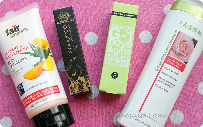 Betrousse Glitz & Glamour beauty box