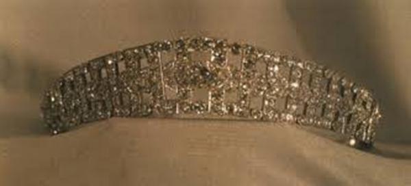 tiara de Sissi