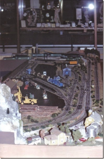 03 LK&R Layout at the Triangle Mall in February 1995