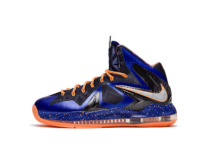 nike lebron 10 xx elite blue black 1 18 pack Nike Unveils Elite Series 2.0 Including LEBRON X PS ELITE Superhero