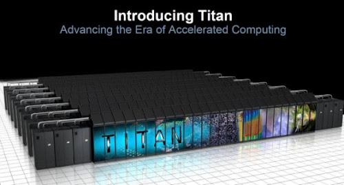 Titan il nuovo supercomputer più veloce al mondo