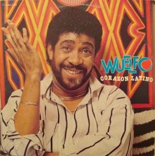 Wuelfo  Corazon Latino  Delantera