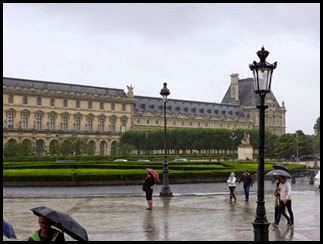 0 paris in the rain