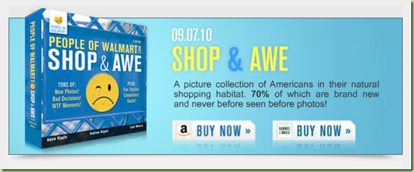 shop & awe