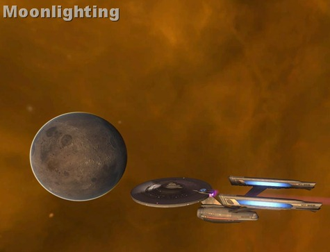 star trek online space