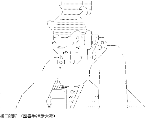 樋口清太郎(四畳半神話大系)