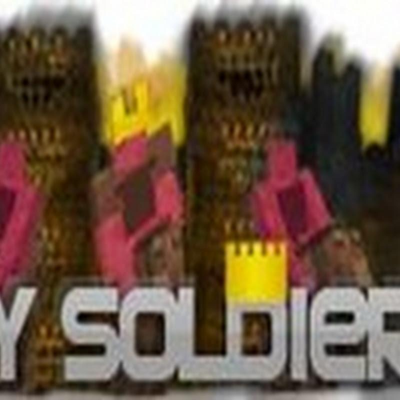 Minecraft 1.3.2 - Clay Soldiers Mod