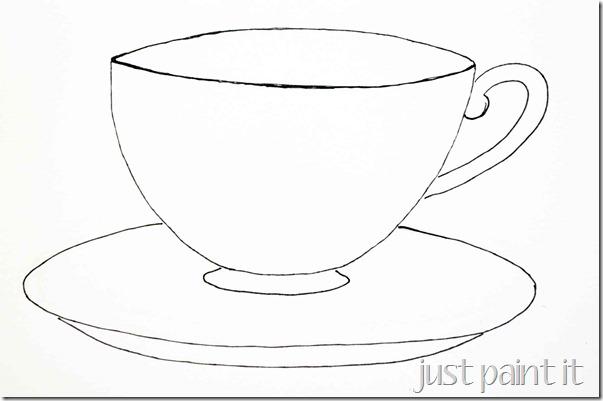 Teacup-Pattern