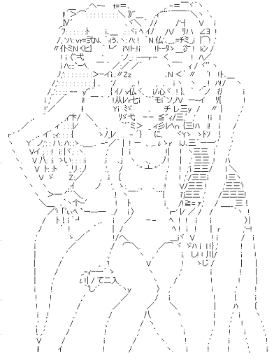 惣流・アスカ・ラングレー、綾波レイ、真希波・マリ・イラストリアス(エヴァンゲリオン)