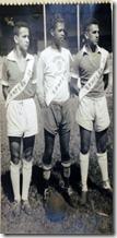 Esquerda p Direita: BUCAINA, Tenente, Izauri