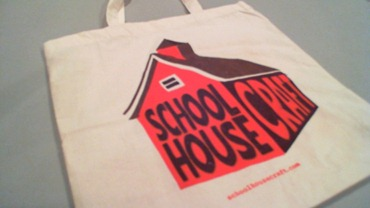 Schoolhouse Craft conference bag