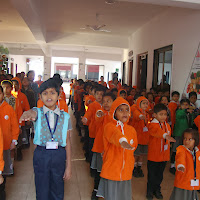 Primary on 9th January 2014 GDA Harni
