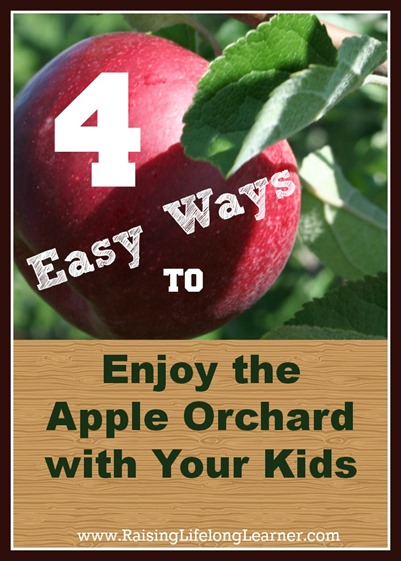 4 Ways to Enjoy the Apple Orchard with Your Kids