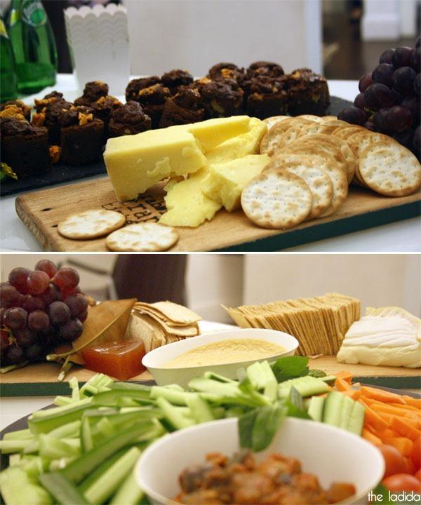 Lady Jayne Blogger Event Sydney 2013 - Food