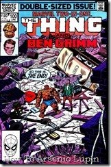 P00100 - Marvel Two-In-One #100