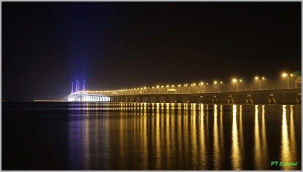 槟城 第二大桥苏丹阿都哈林大桥