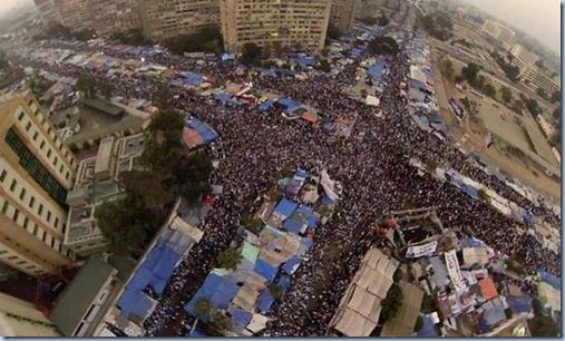 Keajaiban di Maidan Rabi'ah al 'Adawiyah