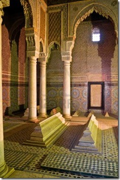 10853728-the-saadian-tombs-in-marrakech-from-the-time-of-the-sultan-ahmad-al-mansur-1578-1603--the-mausoleum-