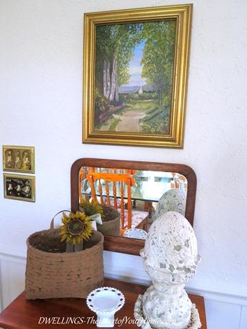 Marjorie H. Francis Zaman Oil Painting