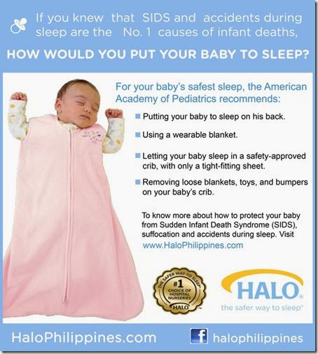 1.  Halo Safe Sleep Tips with Seal